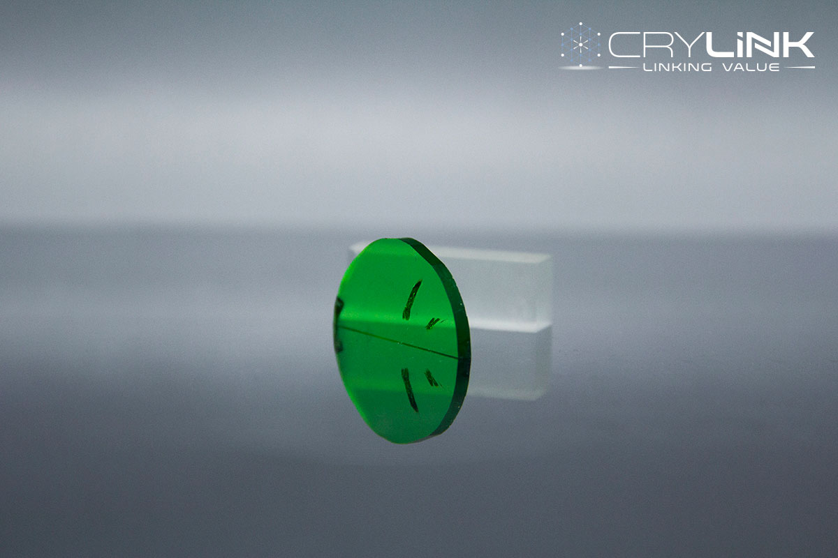 Cr GSGG Passive Q-Switch Crystal - Laser Crylink