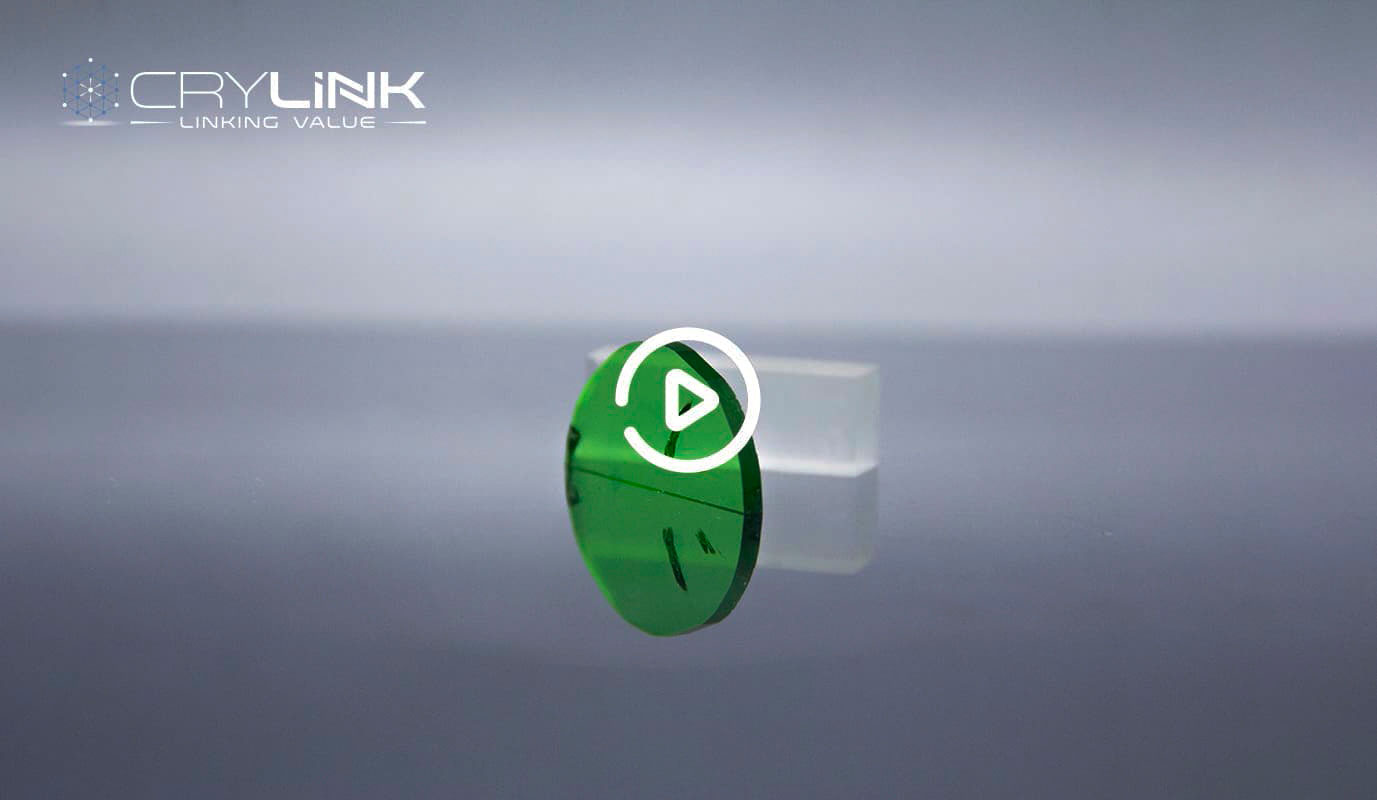 Cr-GSGG-Passive-Q-Switch-Crystal---Laser-Crylink
