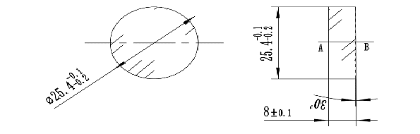 JGS1 Optical glass used in 532nm laser - Laser Crylink